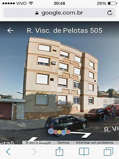 Rohde Imóveis - Apto 2 Dorm, Centro, Santa Maria