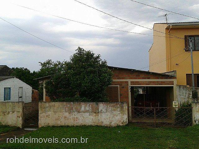 Casa 3 Dorm, Soares, Cachoeira do Sul (283805)