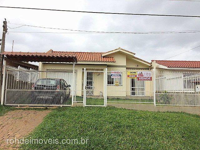 Rohde Imóveis - Casa 3 Dorm, Santa Helena (283823)