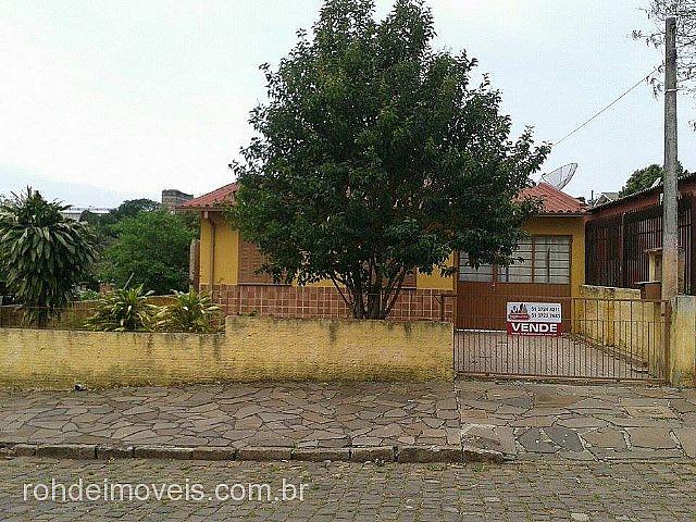 Casa 2 Dorm, Santa Helena, Cachoeira do Sul (284035)