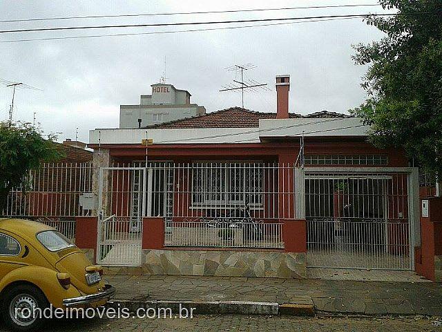 Rohde Imóveis - Casa 3 Dorm, Centro (284698)
