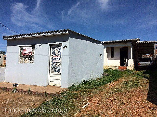 Casa 3 Dorm, Otaviano, Cachoeira do Sul (284894)