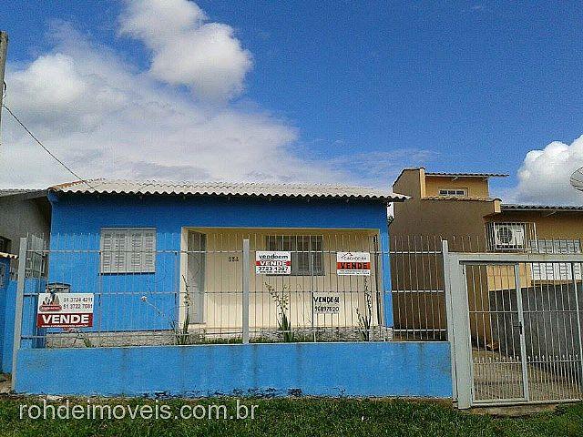 Casa 3 Dorm, Marina, Cachoeira do Sul (288314)