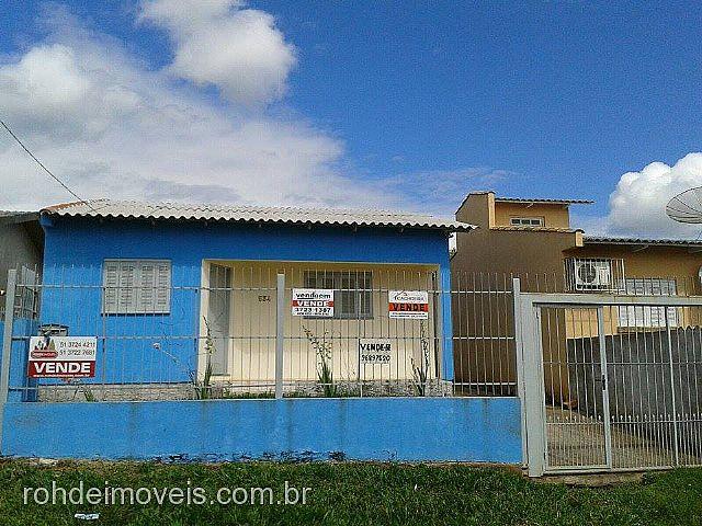 Casa 3 Dorm, Marina, Cachoeira do Sul (288314) - Foto 2