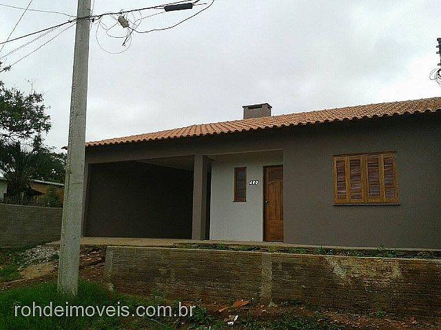 Casa 2 Dorm, Carvalho, Cachoeira do Sul (289640) - Foto 4