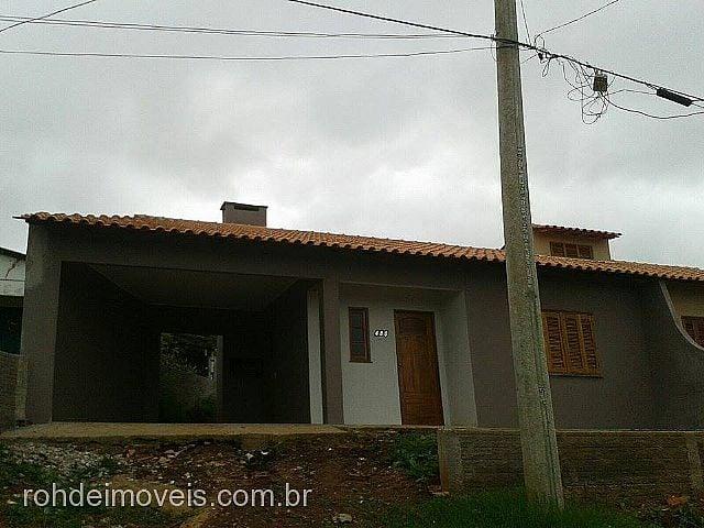Casa 2 Dorm, Carvalho, Cachoeira do Sul (289640)