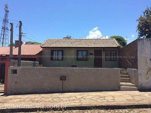 Casa 2 Dorm, Santo Antônio, Cachoeira do Sul (298757)