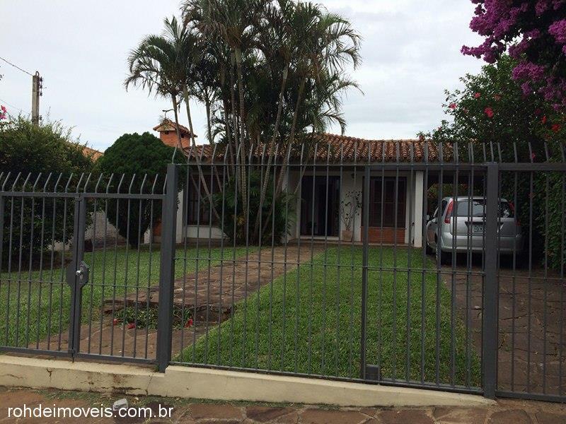 Casa 3 Dorm, Carvalho, Cachoeira do Sul (301963)