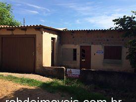 Casa 1 Dorm, Marques Ribeiro, Cachoeira do Sul (303324)