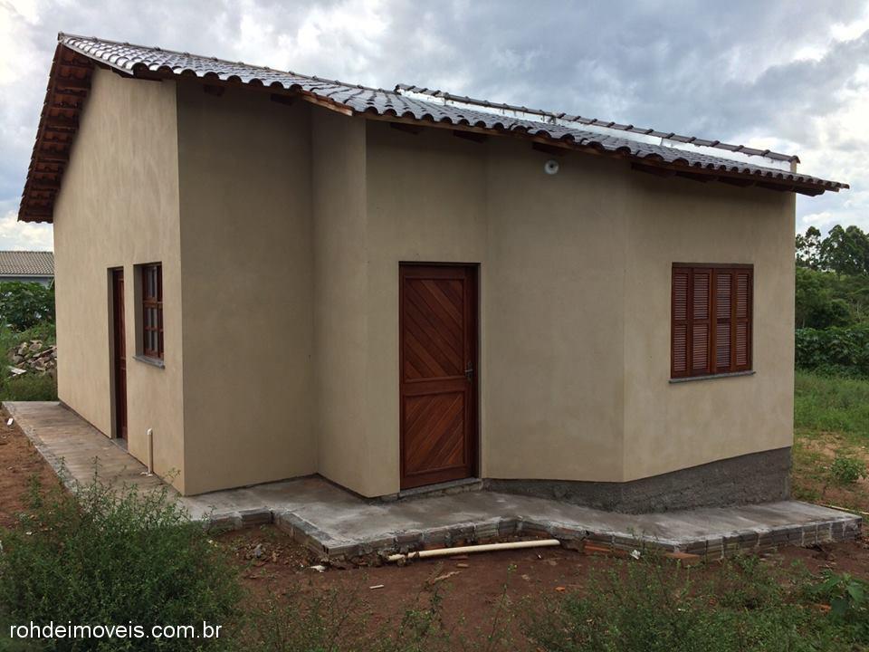 Casa 2 Dorm, Cohab, Cachoeira do Sul (303653)