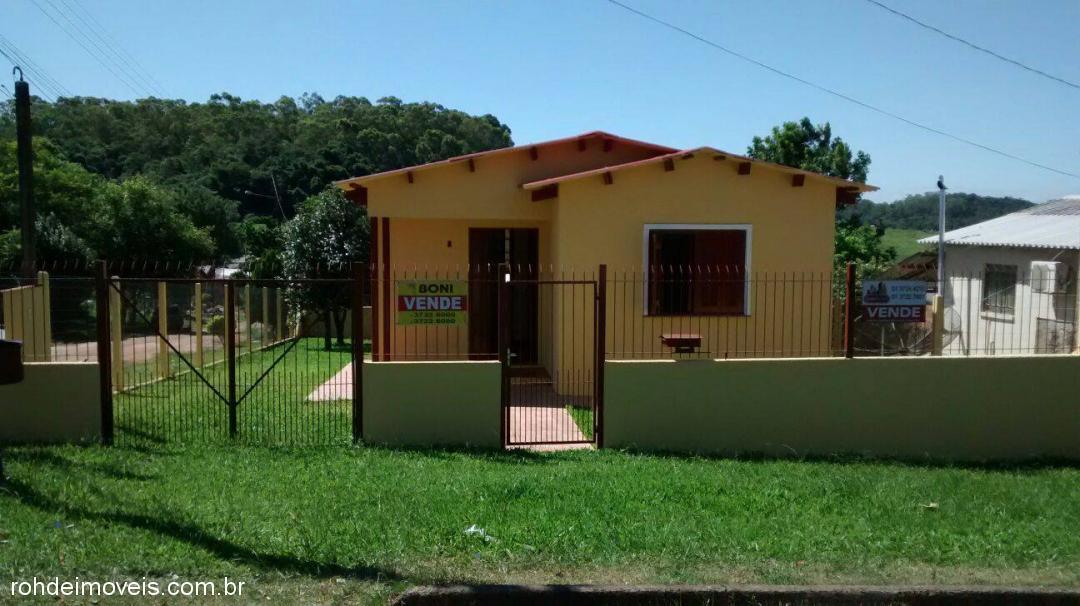 Casa 2 Dorm, Quinta da Boa Vista, Cachoeira do Sul (304013)