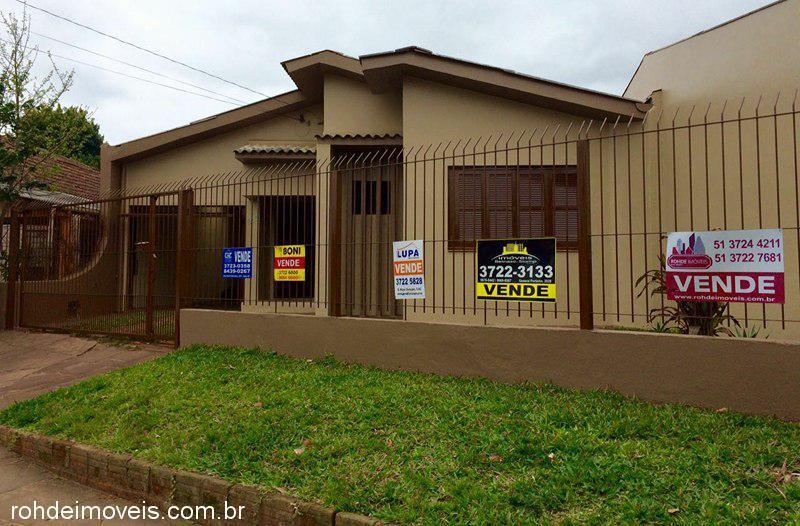 Casa 2 Dorm, São José, Cachoeira do Sul (304868)