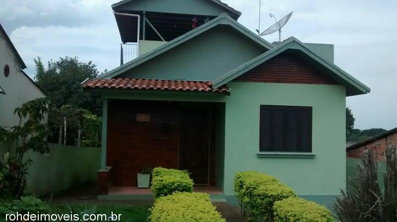 Rohde Imóveis - Casa 2 Dorm, Centro (305201)