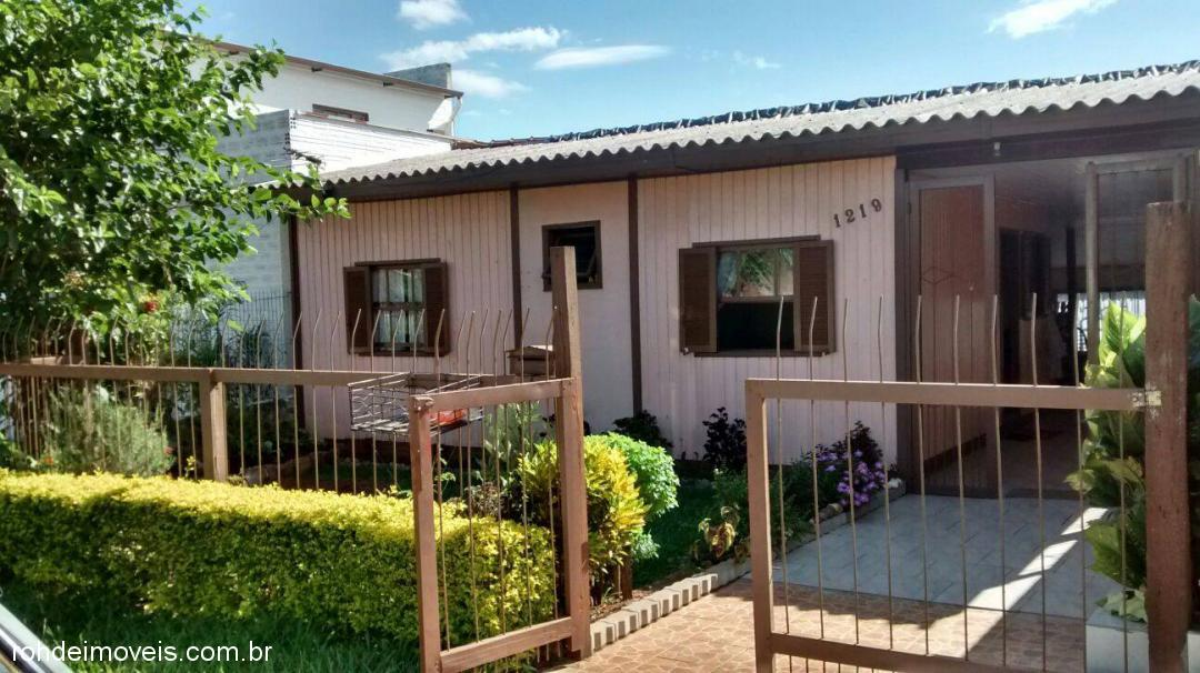 Casa 1 Dorm, Tibiriça, Cachoeira do Sul (308215)