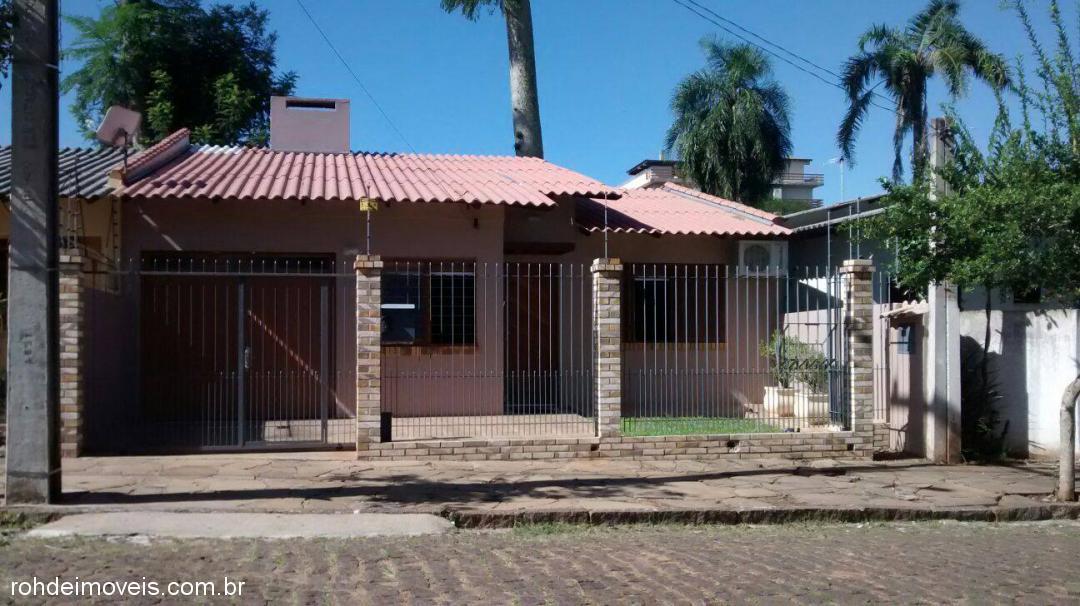 Casa 2 Dorm, Santo Antônio, Cachoeira do Sul (309061)