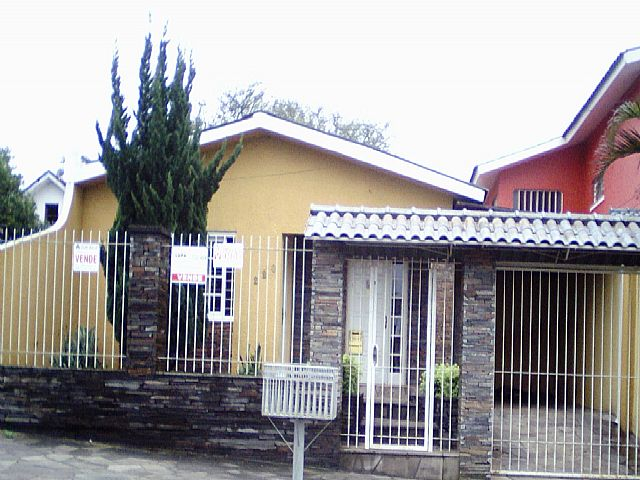 Rohde Imóveis - Casa 4 Dorm, Santo Antônio (30995)