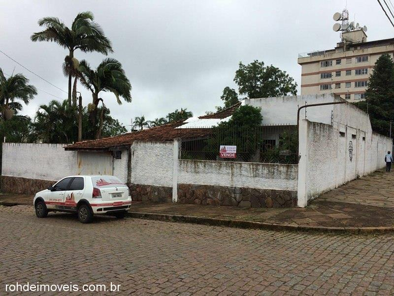 Rohde Imóveis - Casa 3 Dorm, Santo Antônio
