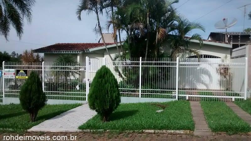 Imóvel: Rohde Imóveis - Casa 3 Dorm, Soares (313629)