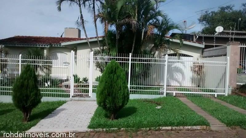 Casa 3 Dorm, Soares, Cachoeira do Sul (313629) - Foto 4