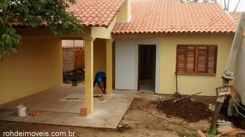 Rohde Imóveis - Casa 2 Dorm, Aldeia/centro