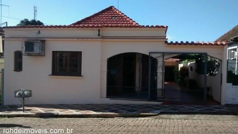 Rohde Imóveis - Casa 2 Dorm, Centro (314955)