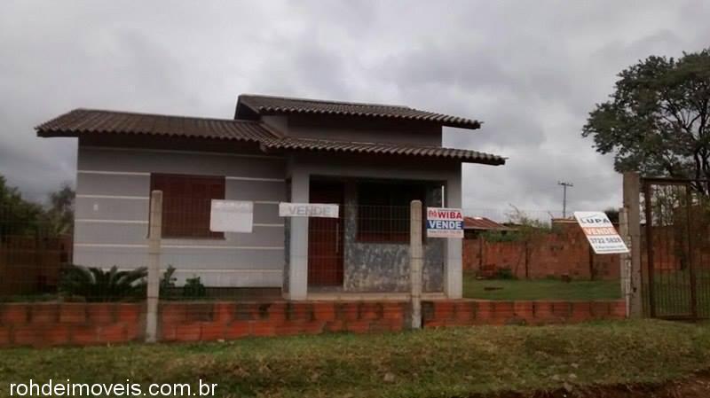 Rohde Imóveis - Casa 2 Dorm, Parque Primavera