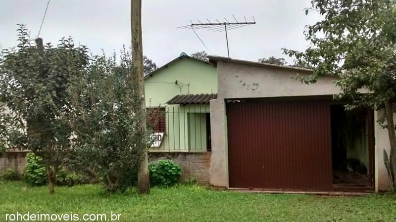 Casa 2 Dorm, Mauá, Cachoeira do Sul (315268)
