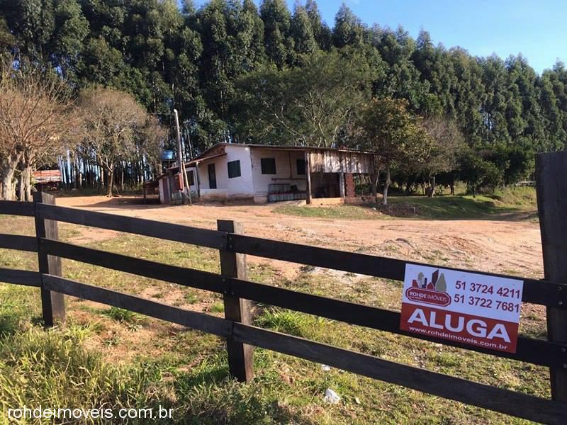 Rohde Imóveis - Casa, Br 153, Cachoeira do Sul