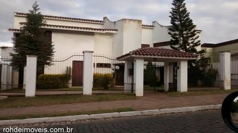 Casa 4 Dorm, Rio Branco, Cachoeira do Sul (339505)