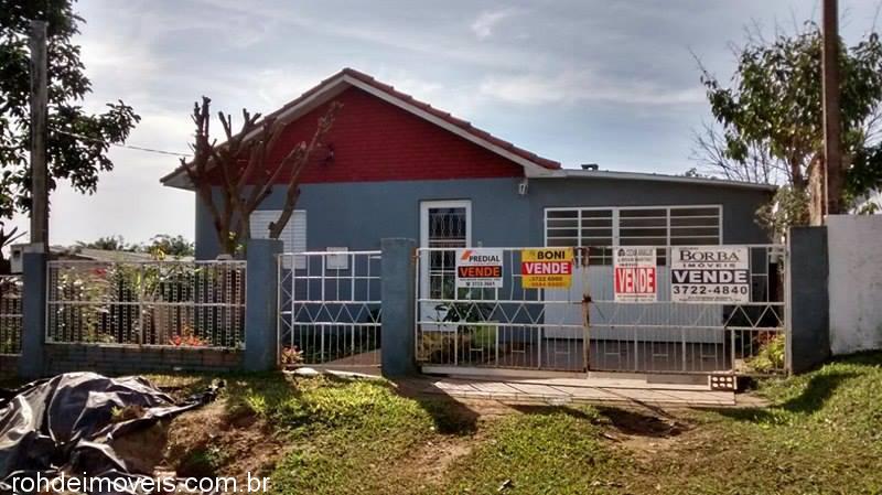 Casa 3 Dorm, Quinta da Boa Vista, Cachoeira do Sul (340545)