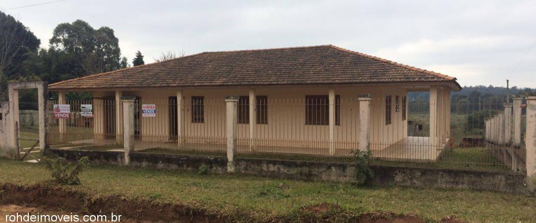 Rohde Imóveis - Casa 3 Dorm, Parque Primavera