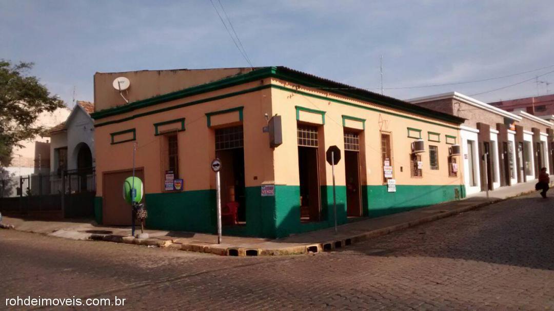Casa 2 Dorm, Centro, Cachoeira do Sul (352714)