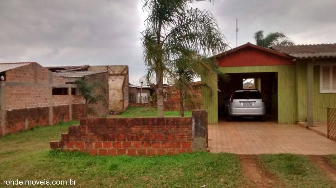 Casa 4 Dorm, Medianeira, Cachoeira do Sul (353380) - Foto 4