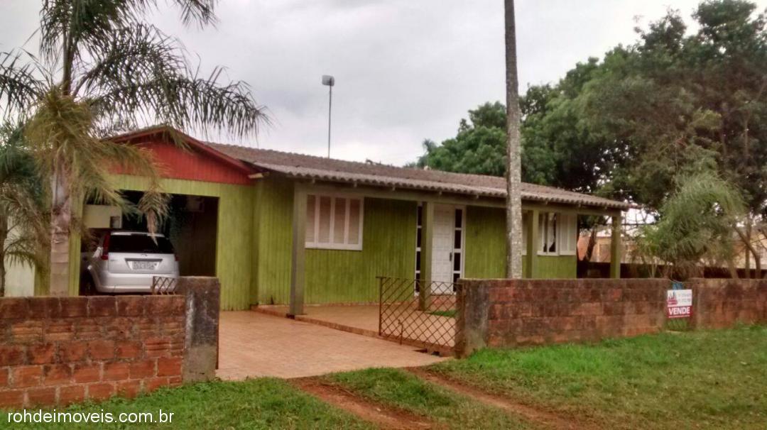 Casa 4 Dorm, Medianeira, Cachoeira do Sul (353380) - Foto 2