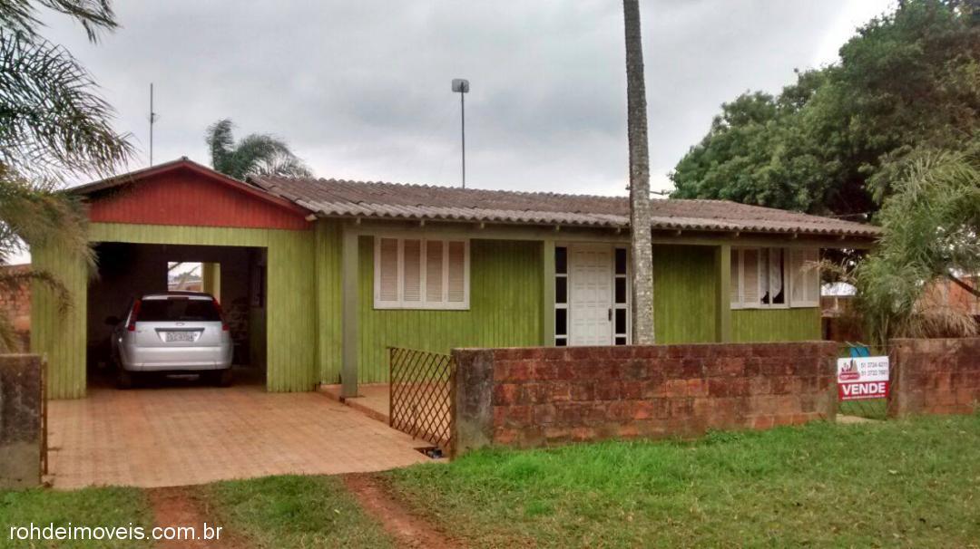 Casa 4 Dorm, Medianeira, Cachoeira do Sul (353380)