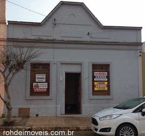 Rohde Imóveis - Casa 2 Dorm, Centro (353990)