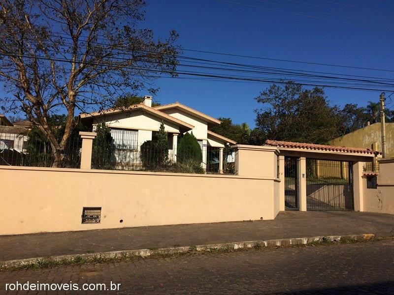 Casa 2 Dorm, Centro, Cachoeira do Sul (354446)