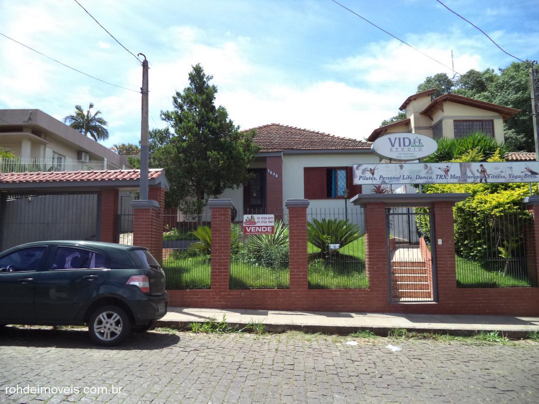 Rohde Imóveis - Casa 3 Dorm, Rio Branco (357201)