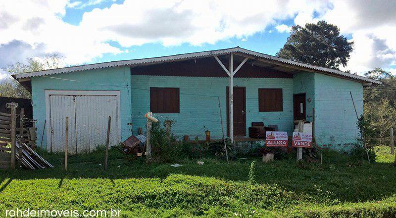 Rohde Imóveis - Casa 2 Dorm, Soares (358208)