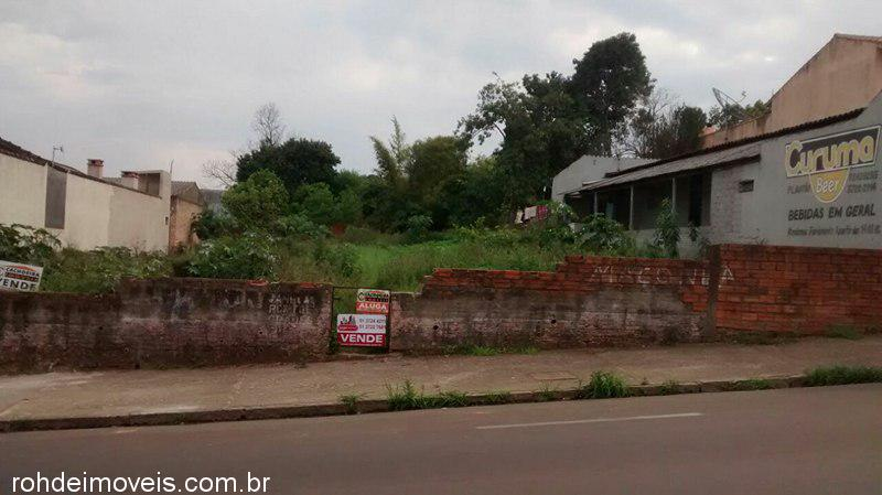 Terreno, Centro (zona Norte), Cachoeira do Sul (358212)
