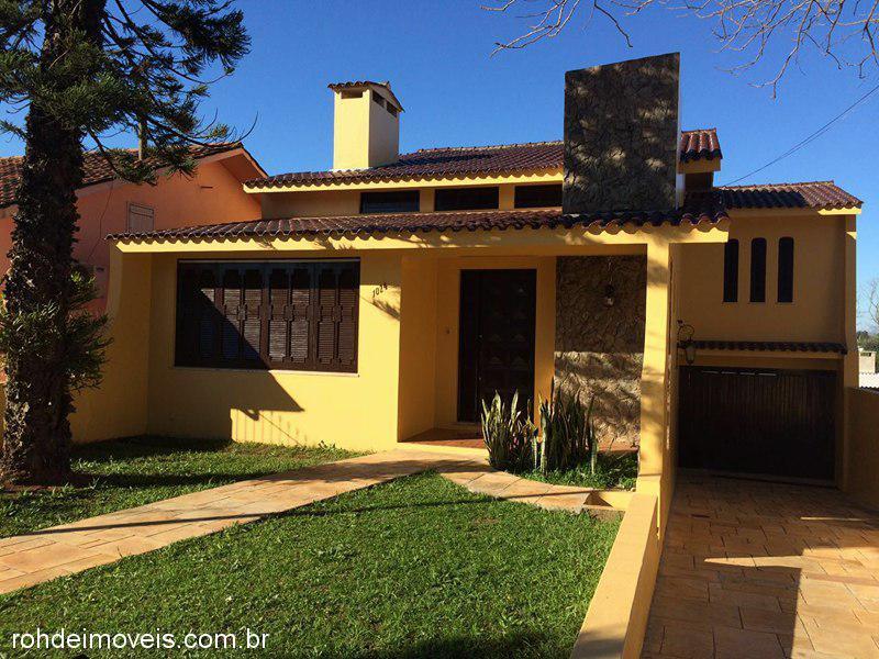 Casa 2 Dorm, Barcelos, Cachoeira do Sul (359379)