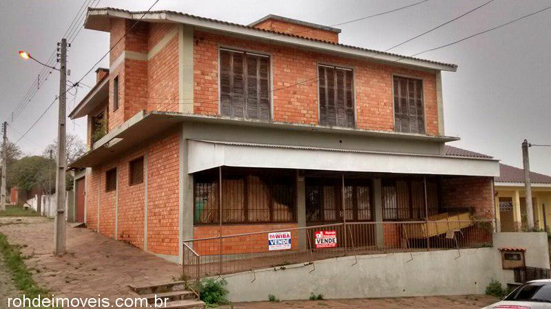 Casa 3 Dorm, Barcelos, Cachoeira do Sul (359418)