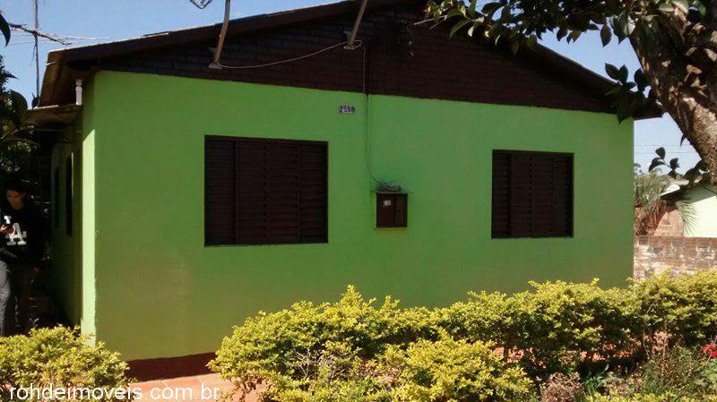 Casa 2 Dorm, Noêmia, Cachoeira do Sul (359697)