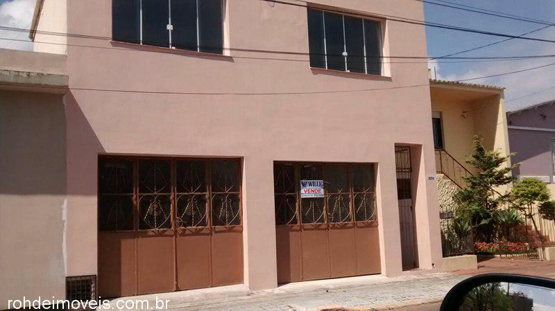 Casa 3 Dorm, Centro, Cachoeira do Sul (367861)