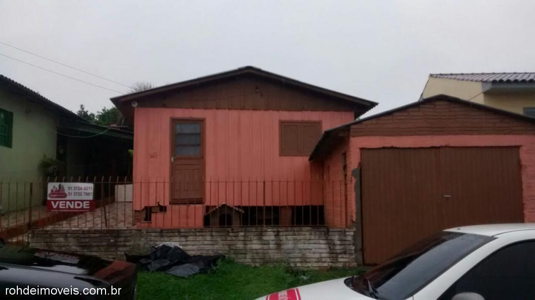 Rohde Imóveis - Casa 2 Dorm, Quinta da Boa Vista