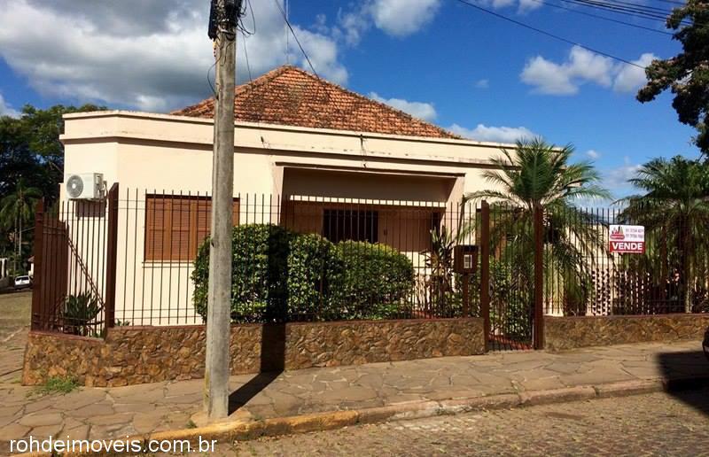 Casa 2 Dorm, Centro, Cachoeira do Sul (396895)