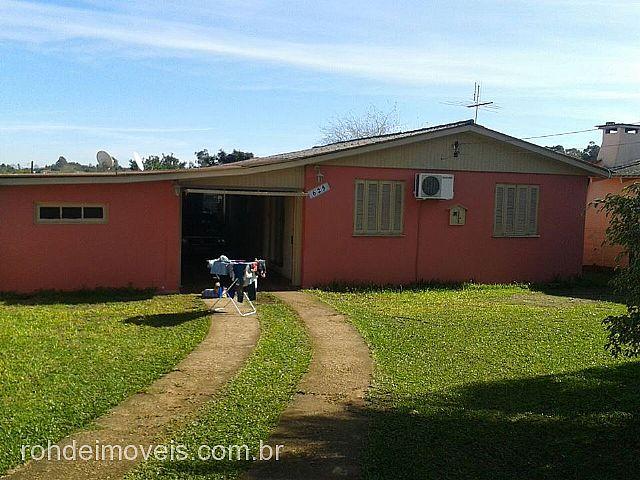 Casa 2 Dorm, Marina, Cachoeira do Sul (40282) - Foto 1