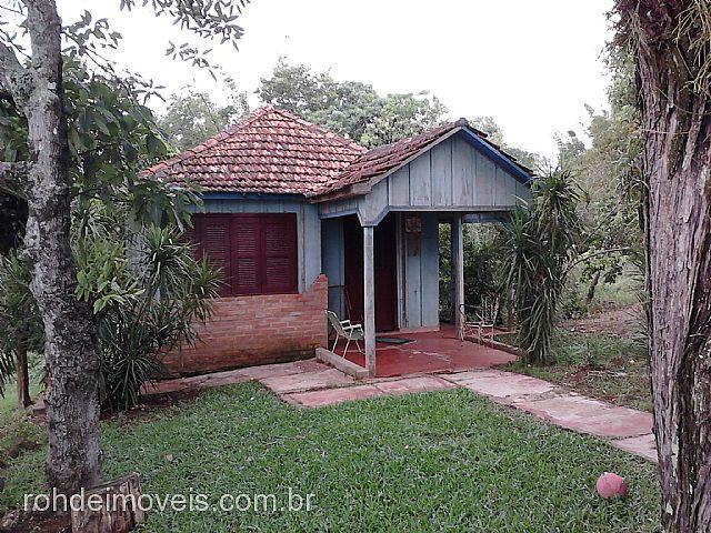 Casa 2 Dorm, Marina, Cachoeira do Sul (47330)