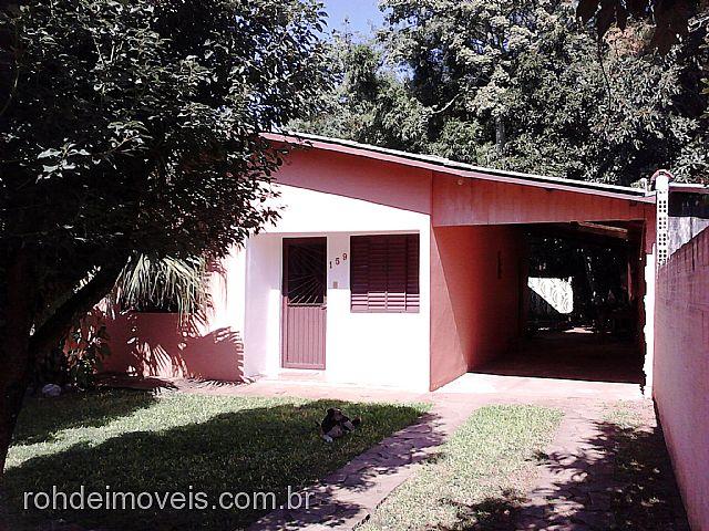 Casa 2 Dorm, Centro, Cachoeira do Sul (52693)