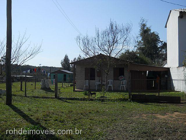 Chácara 3 Dorm, Ferreira, Cachoeira do Sul (61706)